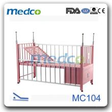 Детская кроватка для детей с принцессой-принцессой MC104