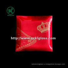 Одностенная цветная стеклянная пластина от SGS (KLP90718-3)