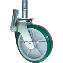 """6′′ and 8"""" Universal Scaffolding Caster for Mobile Platform (Scaffolding Caster Wheel)"""