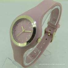 Западная Мода Женева Дизайн Печать Логотипа Простой Женева Часы