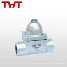 Válvulas de retención automáticas de la válvula reductora de presión de acero inoxidable / válvulas de retención de drenaje