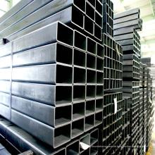 Kohlenstoff-Vierkantstahl Rohr / Rohr Hersteller