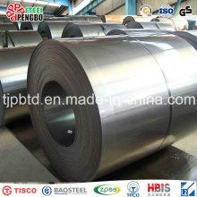 Bobinas laminadas en frío 304 301 de acero inoxidable laminadas en caliente