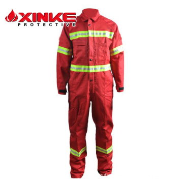 Frecotex fr high light-reflection workwear for traffic safety