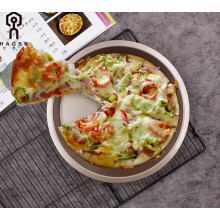 Champagner Gold 10 Zoll Pizza Backplatte Werkzeuge