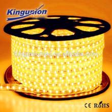 3 Anos de Garantia CE Alta Tensão 220v LED Strip 5050 / Flexível LED Strip Lights 220v