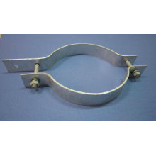 Galvanized Stainless Steel Pole Clamp Fittings Suppliers
