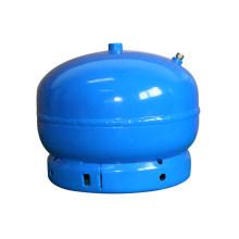 Tanque de Gás de Aço & Cilindro de Gás LPG (AS-LPG-2KGD)