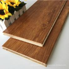2015 Lastest Design Embossment Wood Flooring Engineered 12/3mm D&G Floor