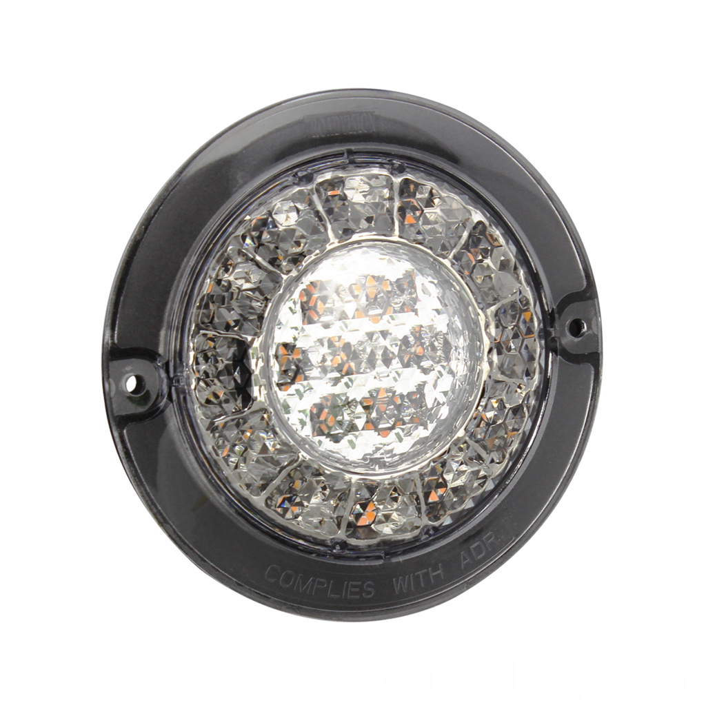 "4"" 10-30V 100% Waterproof Auto Indicator Light"