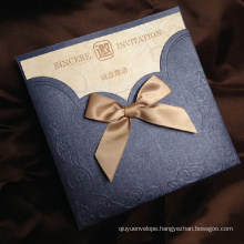 Best Quality Full Color Printed Customized Paper Greeting Card/Invitation Card