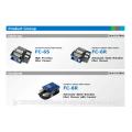 Einfach zu bedienende Werkzeugschneider FC-6 Serie für den industriellen Einsatz, SUMITOMO Fusion Splicer auch erhältlich