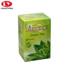 Cheap Paper Packaging Boxes for Green Tea