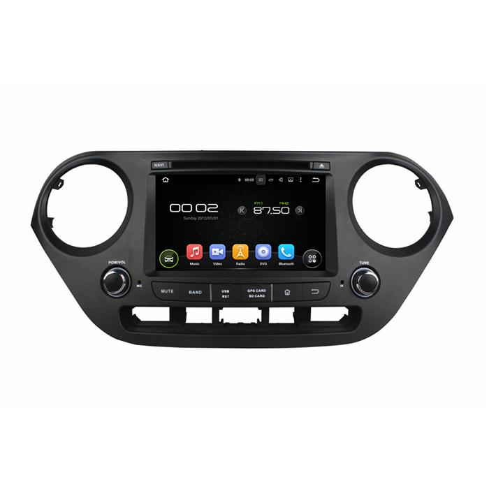 ANDROID CAR DVD PLAYER FOR I10