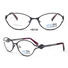 2015 New Models Half Frame Glasses Optical Eyewear (HR336)
