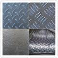 Bande de roulement en aluminium 6061 T6 T651