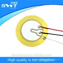 2,8 кГц 35 мм 3-контактный пьезоэлектрический керамический зуммер