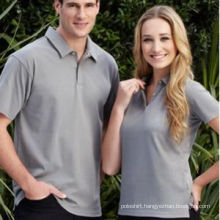 OEM Sevice High Quality Slim Fit Bamboo Couple Polo Shirt