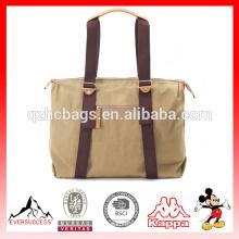 Bolsa de ombro de venda quente da trouxa do conforto do saco do mensageiro da lona (ES-Z284)