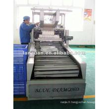 machine rebobinage de papier aluminium