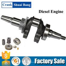 El generador de gama alta del fabricante del OEM de Shuaibang parte el cigüeñal y las funciones