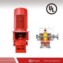 Вертикальный пожарный водяной насос (UL / FM)