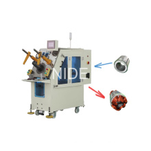 Automatic Fan Motor Stator Coil Winding Inserting Machine