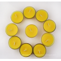 200g Plant wax scented candles in bulk with glass jar candle