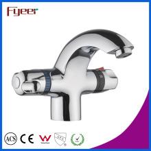 Fyeer Temperature Sensitive Bathroom Misturador de torneiras termostáticas