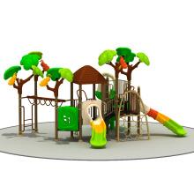 New Design Preschool Large Plastic Children Outdoor Playground Equipment