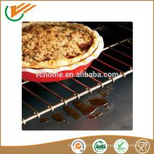 Mousse de cuisson en silicone réutilisable en silicone Plaque de cuisson en silicone antiadhésive Ptfe Four