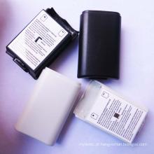 AA Battery Back Cover Pack Substituição de caixa Suporte de bateria Gamepad Bateria para XBOX360 Wireless Controller