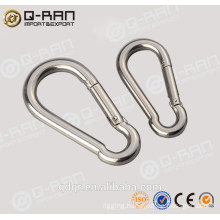 Safety Mild Steel Standerd Type Carabiner Hook