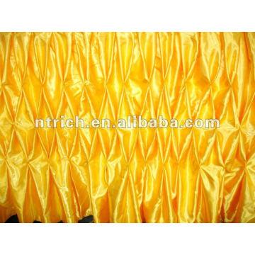 Faszinierende!!! 2012 elegante Tischwäsche/Tisch Rock, Waben-Stil, Mode-design