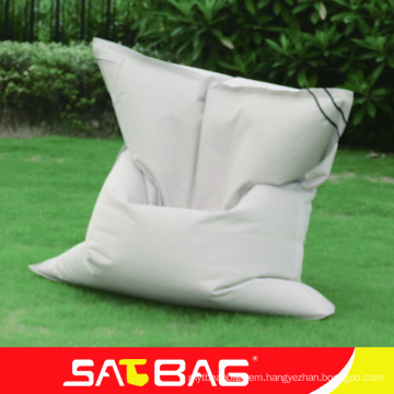 Popular outdoor bean bag furniture without armrest