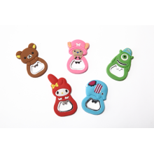 Cute Soft PVC Bottle Opener