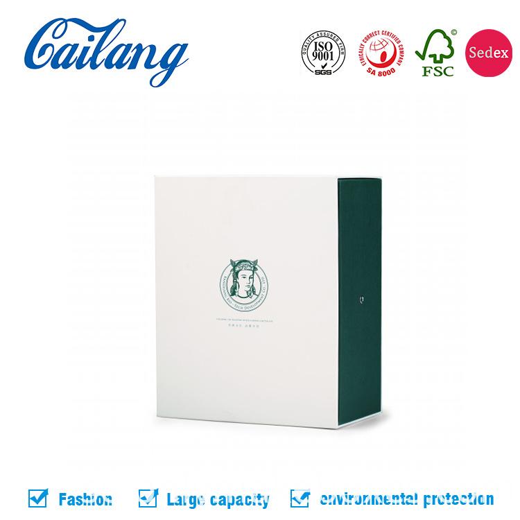 Starbucks drawer paper packaging boxes
