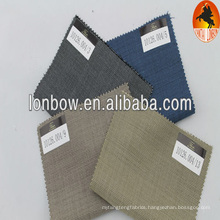 Italy designed Stock made to measure luxury SUPER 100'Swool jacketing fabric