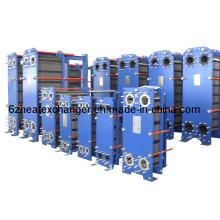 Plattenwärmetauscher für Dampf-Wasserkühlung (entspricht M15B/M15M)