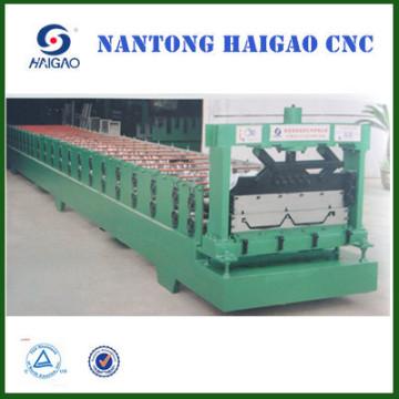 Azulejo del color del CNC de la sola capa que hace la máquina / el rodillo del purlin que forma la máquina