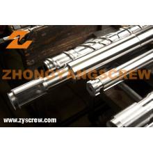 Extrusora monohusillo cañón para soplado de película (ZYE191)