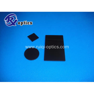 254nm UV Black Color glass Filter
