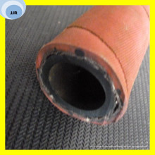 Manguera de goma a prueba de calor del manguito del vapor de la manguera del color rojo 3/8 pulgadas