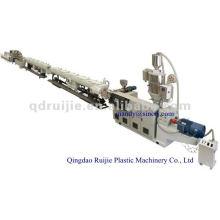 PE pipe production machine/extrusion line
