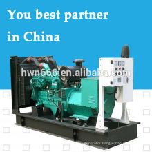 15kva Yangdong enigne generator three phase water cooled open type