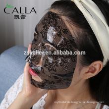 magnetische Gesichtsmaske, Spitzengesichtsfarbenmaske