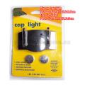 6 LED Clip On Light Super Mãos Brilhantes Cabeça Livre Tocha Camping
