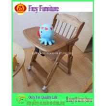 Y-Shape comedor de madera de bebé Nursery alta silla