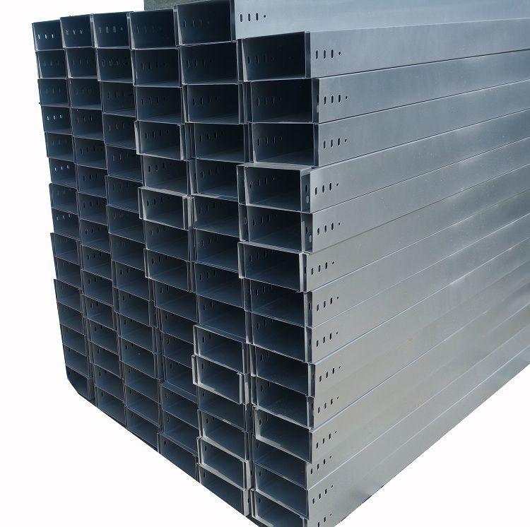 50mm galvanised cable tray