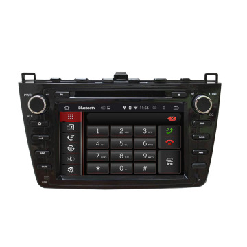Mazda6 Ruiyi 2008-2012 Auto DVD-Player
